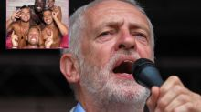 Jeremy Corbyn urges people to vote for Marcel in Love Island