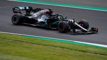 Hamilton logra la pole a domicilio en el Gran Premio de Gran Bretaña