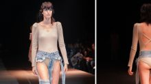 A Japanese designer wants to make thong jeans happen