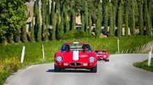 20 Ferrari 250 GTOs Return Home to Mark its 55th Anniversary