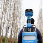 Here's Google's new Street View Trekker backpack