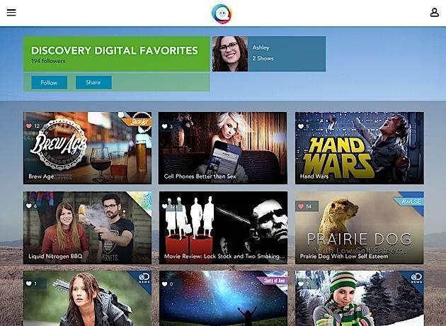 TiVo co-founders' new Qplay web video service is now available for everyone