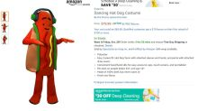 Snap's newest product is a 'dancing hot dog' costume