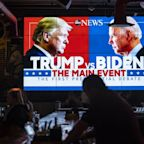 Fiery, chaotic, bitter: How US media called the first presidential debate