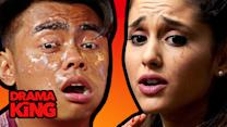 UGLY BREAK-UP CRYING Over Ariana Grande & Big Sean Split