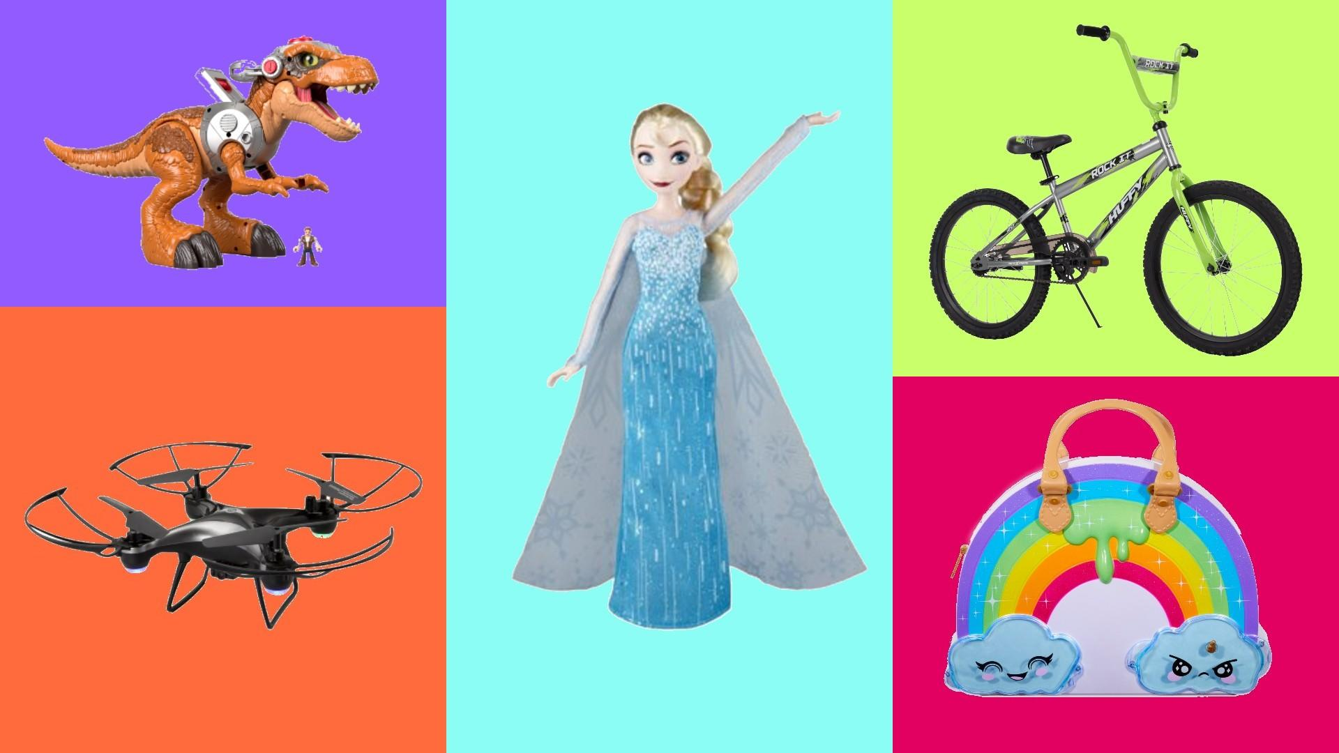 Today only: SO many toys are 50 percent off at Walmart—L.O.L Surprise, Frozen 2 and more
