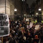 Donald Trump to face mass protests when he visits Brussels