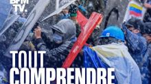 TOUT COMPRENDRE - Une semaine de manifestations et de répression: que se passe-t-il en Colombie?