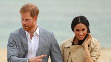 Harry and Meghan to produce films and series for Netflix