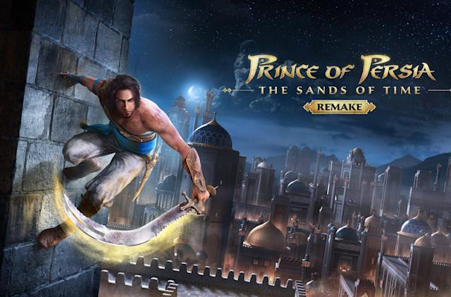 'Prince of Persia: The Sands of Time Remake' has been delayed indefinitely