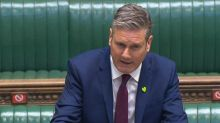 Keir Starmer hits out at Boris Johnson as Delta surge sees UK witness highest Covid rate in Europe