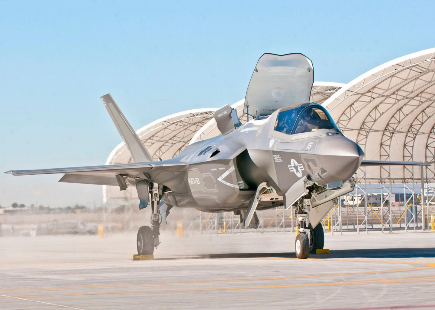 Why F-35 Pilots Love the Naval Strike Missile