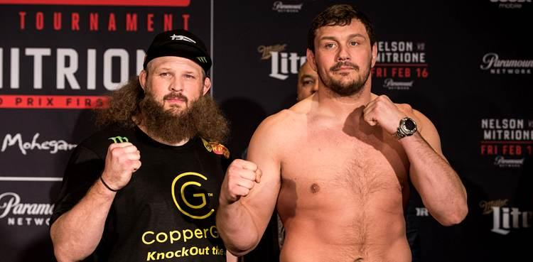 nelson vs mitrione betting odds