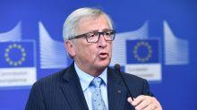 """Juncker adverte sobre """"trabalho por fazer"""" para acordo sobre Brexit em dezembro"""