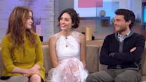 'Beautiful Creatures' Stars Dish on Characters, Influences