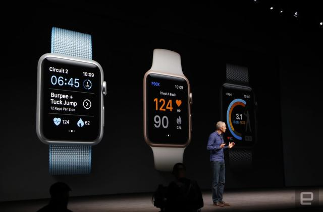 Apple brings watchOS 3 to your wrist on September 13th