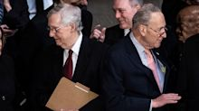 Chuck Schumer Calls On Mitch McConnell To Hold Off On Confirming A Supreme Court Justice