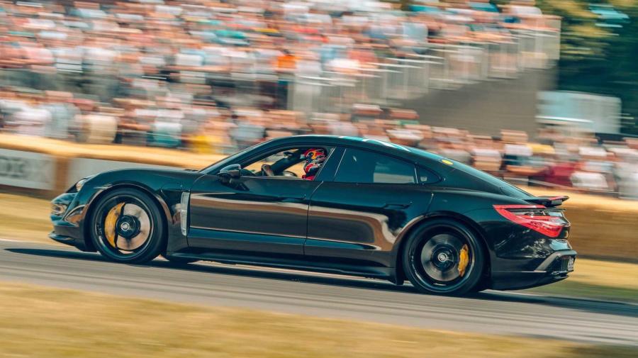 Porsche Taycan 2020: conocemos los datos técnicos