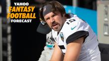 Fantasy Football Forecast: Week 2 Pickups - How to replace Blake Jarwin and Marlon Mack