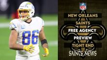 Saints Tight End Free Agency Preview 2021