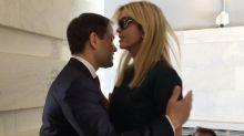 'I like Ivanka': Marco Rubio sweats over rumoured Trump Senate challenge
