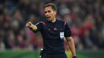 Quién es Tobias Stieler, el árbitro del Brujas vs Real Madrid