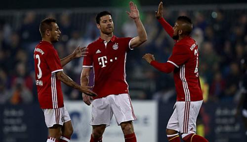 Bundesliga: Calmund bringt Xabi Alonso als Bayern-Sportdirektor ins Spiel