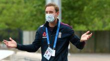 Holder surprised England left out Broad