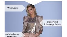 Look des Tages: Hailey Baldwin in Hotpants