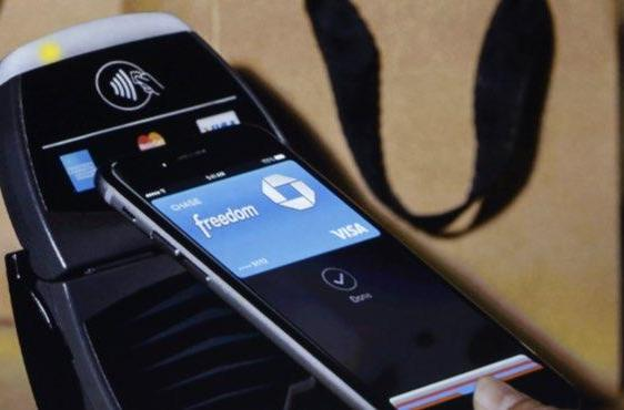 Apple Pay is helping re-ignite another round of Burger Wars