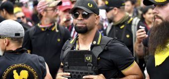 Veteran appalled after joining Proud Boys for 5 months