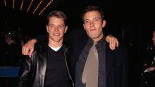 Matt Damon says Ben Affleck saved him from getting beat up in high school