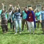 North Penn students surprise retiring teacher with ABBA flash mob