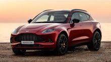 Aston Martin DBX 2020, render del SUV Premium