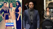 Valentino Hosts Pre-Wedding Party for Kim and Kanye
