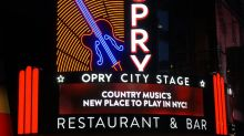 Real estate developer closes Times Square's Opry City Stage