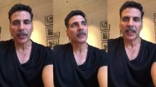 Akshay Kumar Apologise To All his Fans |