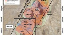 NewCastle Gold Drilling Through JSLA Pit Backfill Intersects Values up to 0.83 g/t gold over 36.6 meters