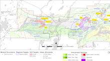 GFG Provides Initial Drill Results from 2021 Phase 1 Drill Program at the Pen Gold Project West of Timmins, ON