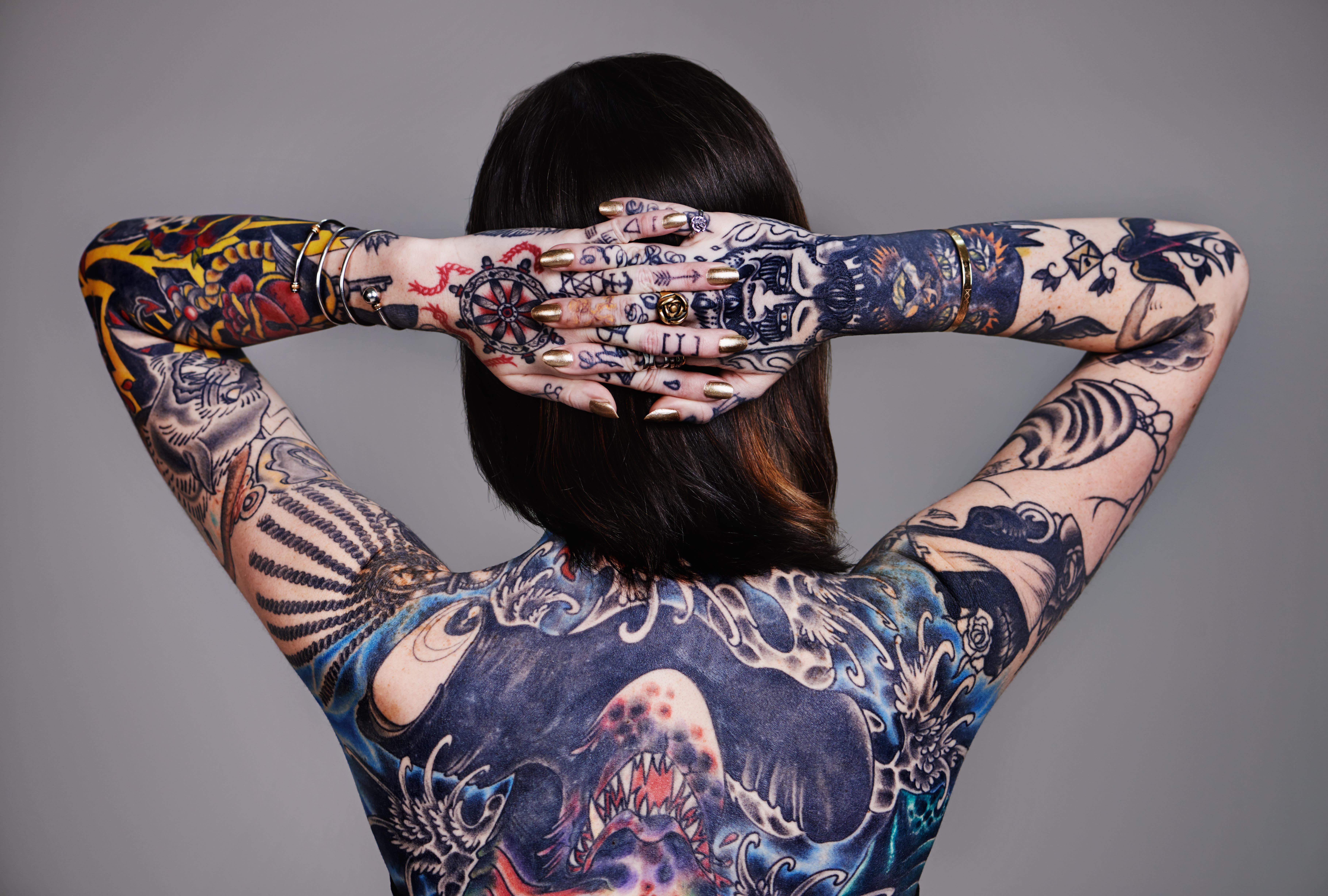 wann soll ich die folie nach dem tattoo abnehmen