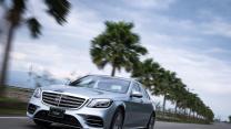 全新S CLASS小改款 Mercedes Benz S350d L