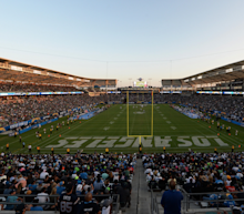 The Chargers' first 2 games in LA drew meager crowds, and it could be a troubling sign
