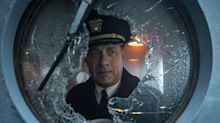 Tom Hanks-scripted submarine drama 'Greyhound' coming to Apple TV+ in July