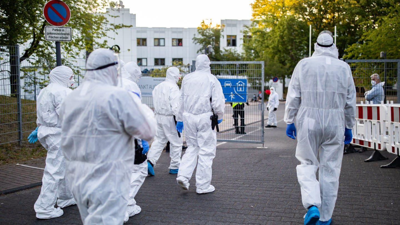 Köln Coronavirus Infizierte