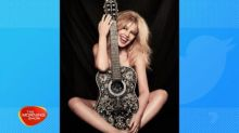Kylie Minogue celebrates 50th birthday