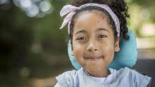 Téléthon : grâce au traitement, Ambre, 7 ans, gagne en autonomie