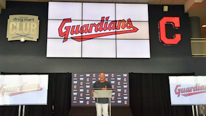 Indians have new nickname: the Guardians
