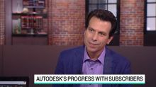 Autodesk CEO Sees Subscription Transition Fueling Long-Term Growth