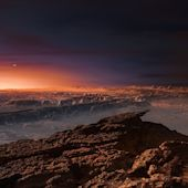 Proxima Centauri has a potentially habitable planet orbiting it, but are there aliens?