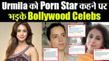 Bollywood celebs who have come in support of Urmila are constantly targeting Kangana